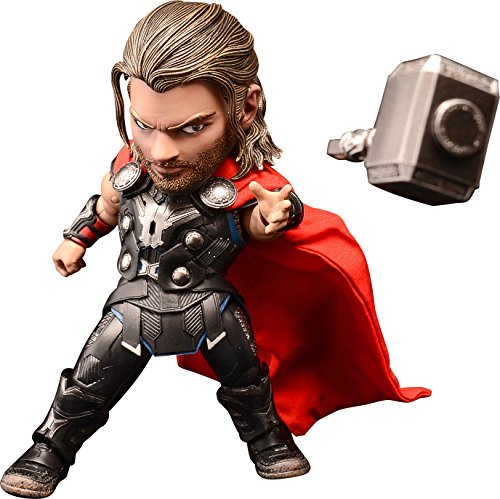 Beast Kingdom Marvel Avengers Age of Ultron Egg Attack Action Thor Action Figurine