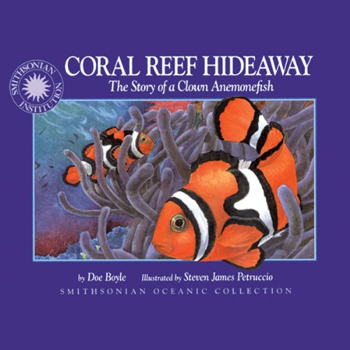 Coral Reef Hideaway (Read, Listen, Learn)                   By:                                                                                                                                 Doe Boyle                               Narrated by:                                                                                                                                 Doug Thomas                      Length: 5 mins     Not rated yet     Overall 0.0