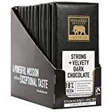 Endangered Species - Dark Chocolate Bars Box 88% Cocoa - 12 Bars