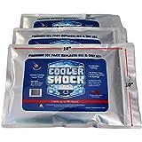 クーラーショック 保冷剤 単品 Lサイズ 繰り返し使用可-7.8℃をキープ 7CSLS