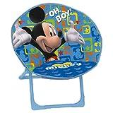 Arditex WD7418 - Silla Moon, diseño Mickey Mouse