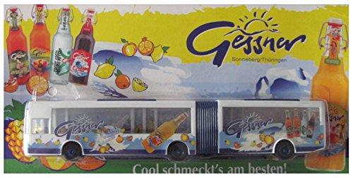 Gessner Brauerei Nr.23 - Cool schmeckt´s am besten - Gelenkbus - Linienbus - Stadtbus - Bus