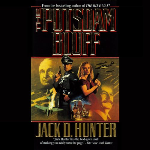 The Potsdam Bluff audiobook cover art