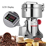 Best Electric Grain Mills - APWONE 2000G Electric Grain Mills Grinder Powder LCD Review