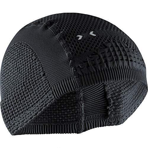 X-BIONIC Soma Cap Light 4.0 Bonnet Black/Charcoal FR : S (Taille Fabricant : 1)