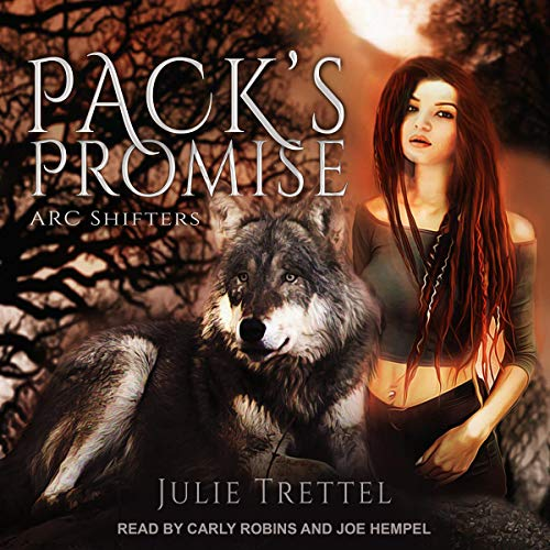 Pack's Promise audiobook cover art