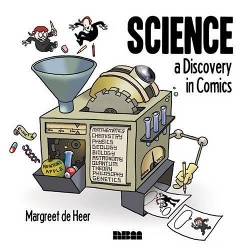 Image of Science: A Discovery in Comics