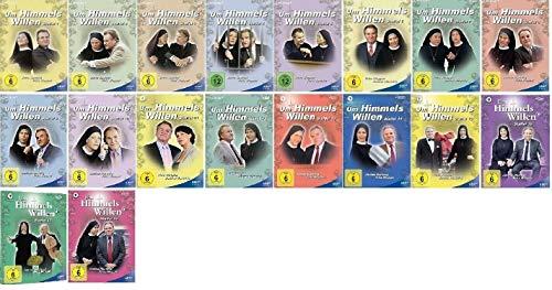 Um Himmels Willen Staffel 1-18 (1+2+3+4+5+6+7+8+9+10+11+12+13+14+15+16+17+18) Episoden 1-234 [76 DVD Set]