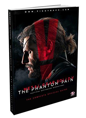 Metal Gear Solid V. The Phantom Pain. La Guía Oficial Completa (Castellano)
