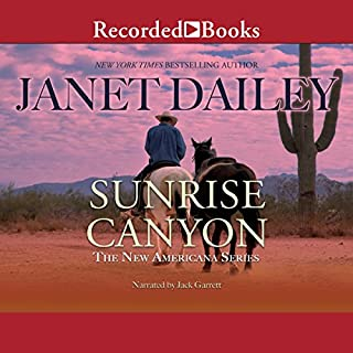 Sunrise Canyon cover art