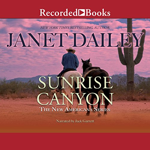 Sunrise Canyon audiobook cover art