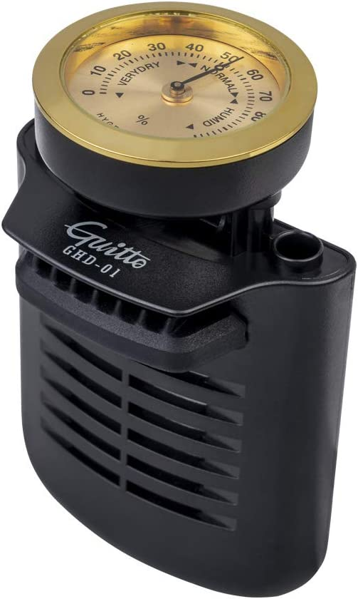 discount Guitar Humidifier - Max 83% OFF Guitto GHD-01 Care System 2-in-1 Humidity fo