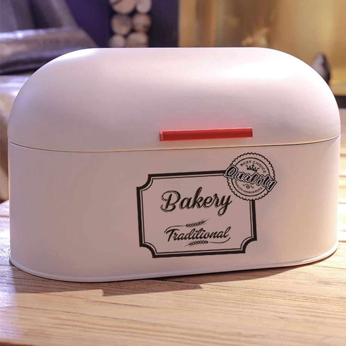 コンパクト増幅する割り込みボックス食品用コンテナ収納金属製パン箱2019新しい