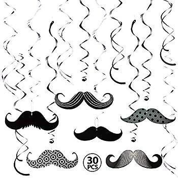 Best mustache party decorations Reviews