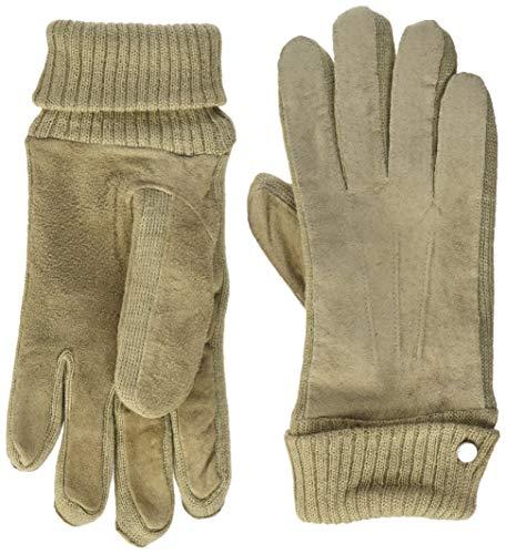 ESPRIT Accessoires Damen 118EA1R003 Handschuhe, Beige (Beige 270), Small (Herstellergröße: S)