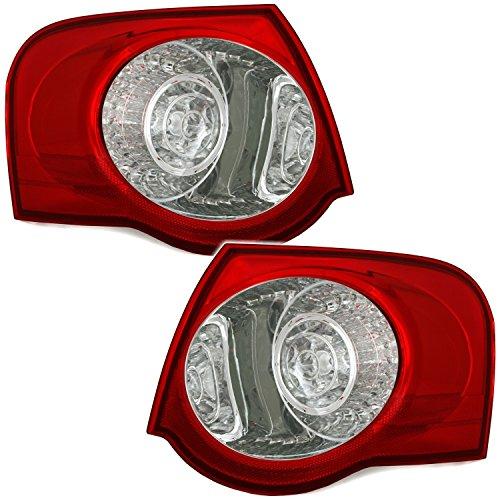 DEPO LED Rückleuchten Set Links + rechts Außenteile Heckleuchten