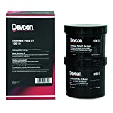 Devcon 10610 Aluminum Putty (F), 1 lb. Can