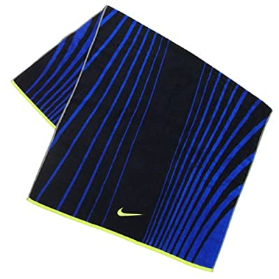 Nike Striped Jacquard Towel