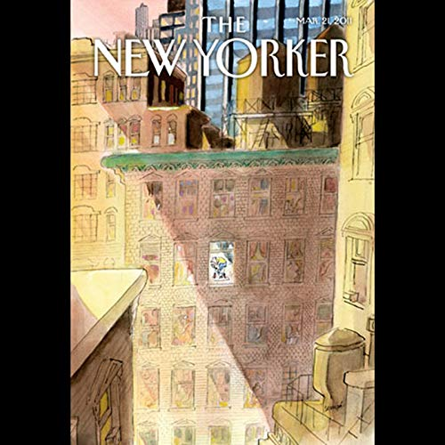 The New Yorker, March 21st 2011 (D. T. Max, Ian Frazier, James Surowiecki) Titelbild