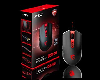 MSI USB Mouse For PC & Laptop - DS100