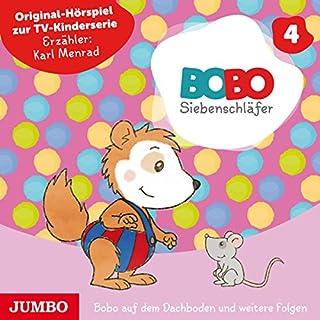 Bobo auf dem Dachboden und weitere Folgen. Das Original-Hörspiel zur TV-Serie Titelbild