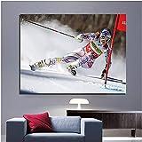 Abaabul Lindsey Vonn American World Cup Alpine Ski