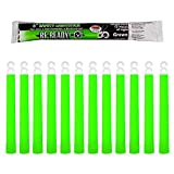 Be Ready - Industrial 12 hour Illumination Emergency Safety Chemical Light Glow Sticks