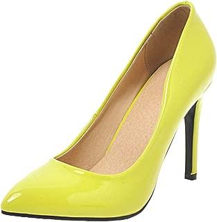 BeiaMina Women Formal High Heel Court Shoes