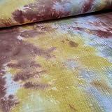 Schickliesel Musselin Stoff Meterware ab 50cm Batik