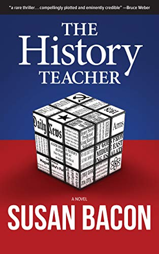 Book: The History Teacher by Susan Bacon