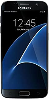 Samsung Galaxy S7 G930V 32GB Verizon 4G LTE Quad-Core Phone w/ 12MP Dual Pixel Camera - Black Onyx (Used)