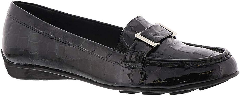 Walking Cradles Frauen March March Leder Loafers Schwarz Groesse 7.5 US  38.5 EU  Marke kaufen