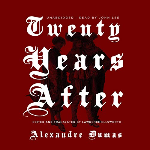 Twenty Years After  By  cover art