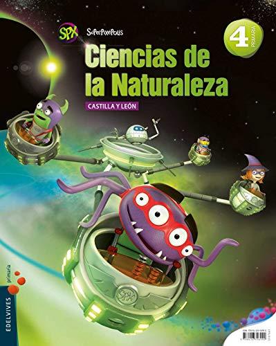 Ciencias de la Naturaleza 4º Primaria (Castilla y León) (Superpixépolis) - 9788426396990