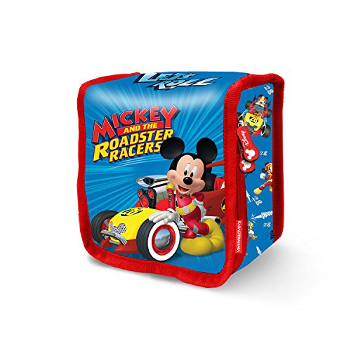 Karactermania Mickey Mouse Racers-Thermal Snack Bag Cartable, 15 cm, Bleu (Blue)