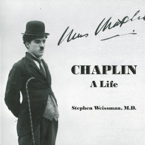 Chaplin audiobook cover art