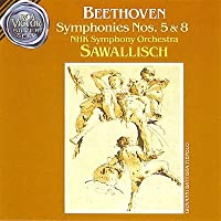 Symphonies 5 & 8 / Coriolan Overture
