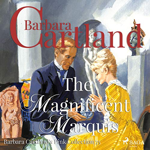 The Magnificent Marquis cover art