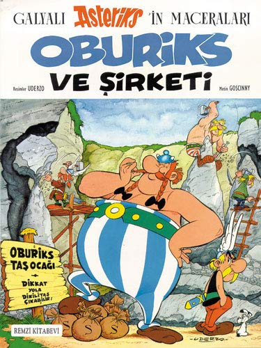 Asteriks Oburiks ve Şirketi - 18