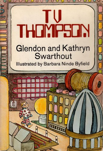 TV Thompson (English Edition)