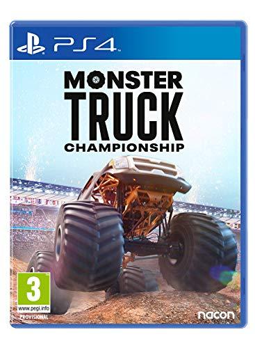 Nacon Monster Truck Championship Videogioco PS4