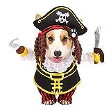 Pet Halloween Pirates DogCostume (X-Large)