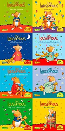 Pixi-8er-Set 271: Neues von Leo Lausemaus (8x1 Exemplar) (271)