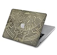 JP3396MB1 デンデラ星座古代エジプト Dendera Zodiac Ancient Egypt For MacBook 12 inch - A1534 用ケース
