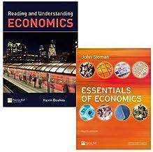 Online Course Pack:Essentials of Economics/Reading and Understanding Economics/Access Card:MyEconLab: Sloman: Essentials o...