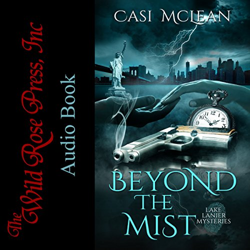 Beyond the Mist audiobook cover art