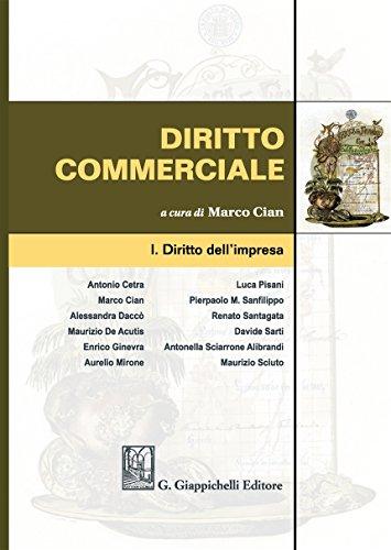 Diritto commerciale. Diritto dell'impresa (Vol. 1)