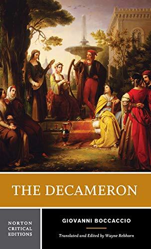 The Decameron (Norton Critical Editions)