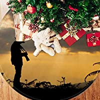 ツリースカート クリスマスツリースカート 人間 光 くも ホリデーデコレーション メリイクリスマス飾り 下敷物 可愛い 雰囲気 クリスマスパーティー 直径107cm