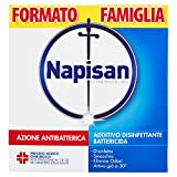 Napisan Additivo Disinfettante Battericida per Bucato, Formato Famiglia, Polvere, 1.2 kg...
